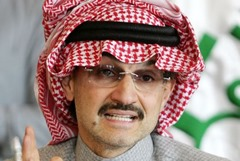 Prince Alwaleed Bin Talal Alsaud Richest Princes in the World In 2014