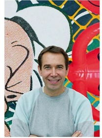 Jeff Koons  Richest Painters Of The World In 2015
