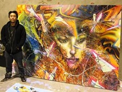 David Choe Richest Painters Of The World In 2015