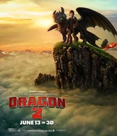 How To Train Your Dragon 2  Movies That Have Done The Most Business In 2014