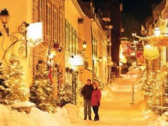 Celebrate Christmas in Canada