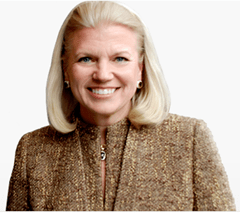 10.virginia rometty