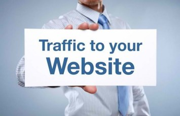traffic for website