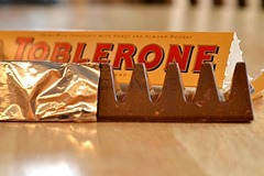 10.toblerone