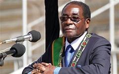 4.robert mogabe