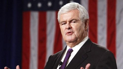 8. Newt Gingrich