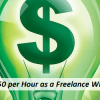 How to Earn $250 per Hour as a Freelance Writer?