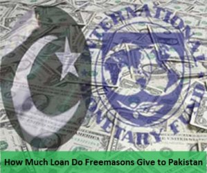 How Much Loan Do Freemasons Give to Pakistan