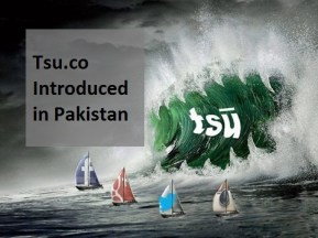 Tsu.co Introduced in Pakistan