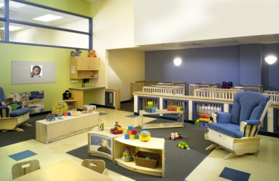 Day care centers business