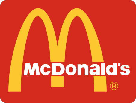 McDonalds popular frnchise