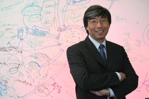 Patrick Soon-Shiong is a South African-American surgeon and founder, chairman, and CEO of Abraxis BioScience, a biotechnology company developing cancer treatment. (Photo by Ringo Chiu / Zuma Press)