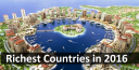 Top 10 Richest Countries of the World in 2016