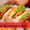 Top Ten Franchises Of 2016