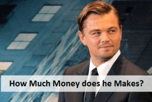 how much money leonardo diCaprio makes