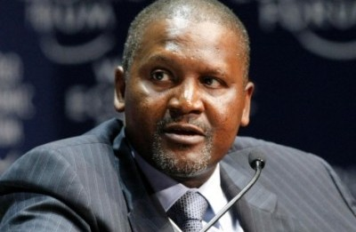 alhaji aliko dangote and his wealth
