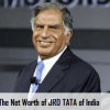 Do you Know How Much is the Net Worth of JRD TATA?