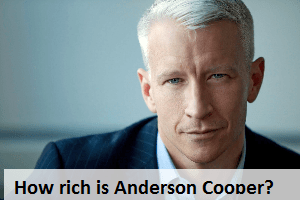 Net worth of Anderson Cooper