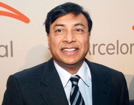 Net worth of Lakshmi Mittal