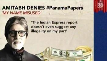 Amitabh Bachan - Panama Leaks