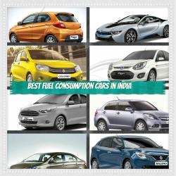 Best fuel consumption cars in India