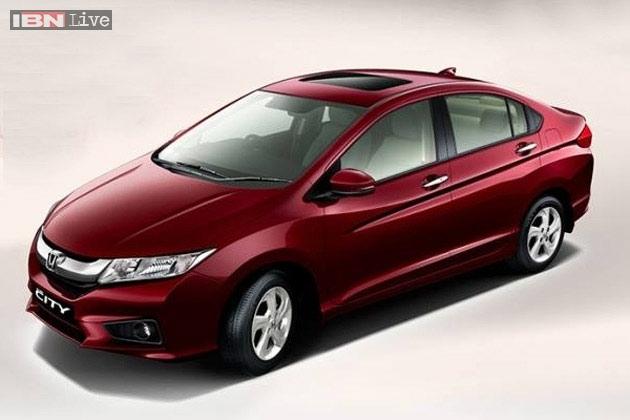honda city new best car