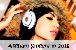 Afghanistan singers 2016