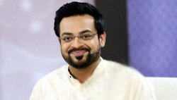 How much aamir liaquat earns