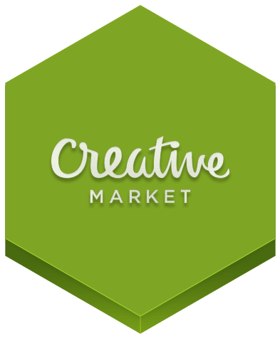 Creative market themeforest
