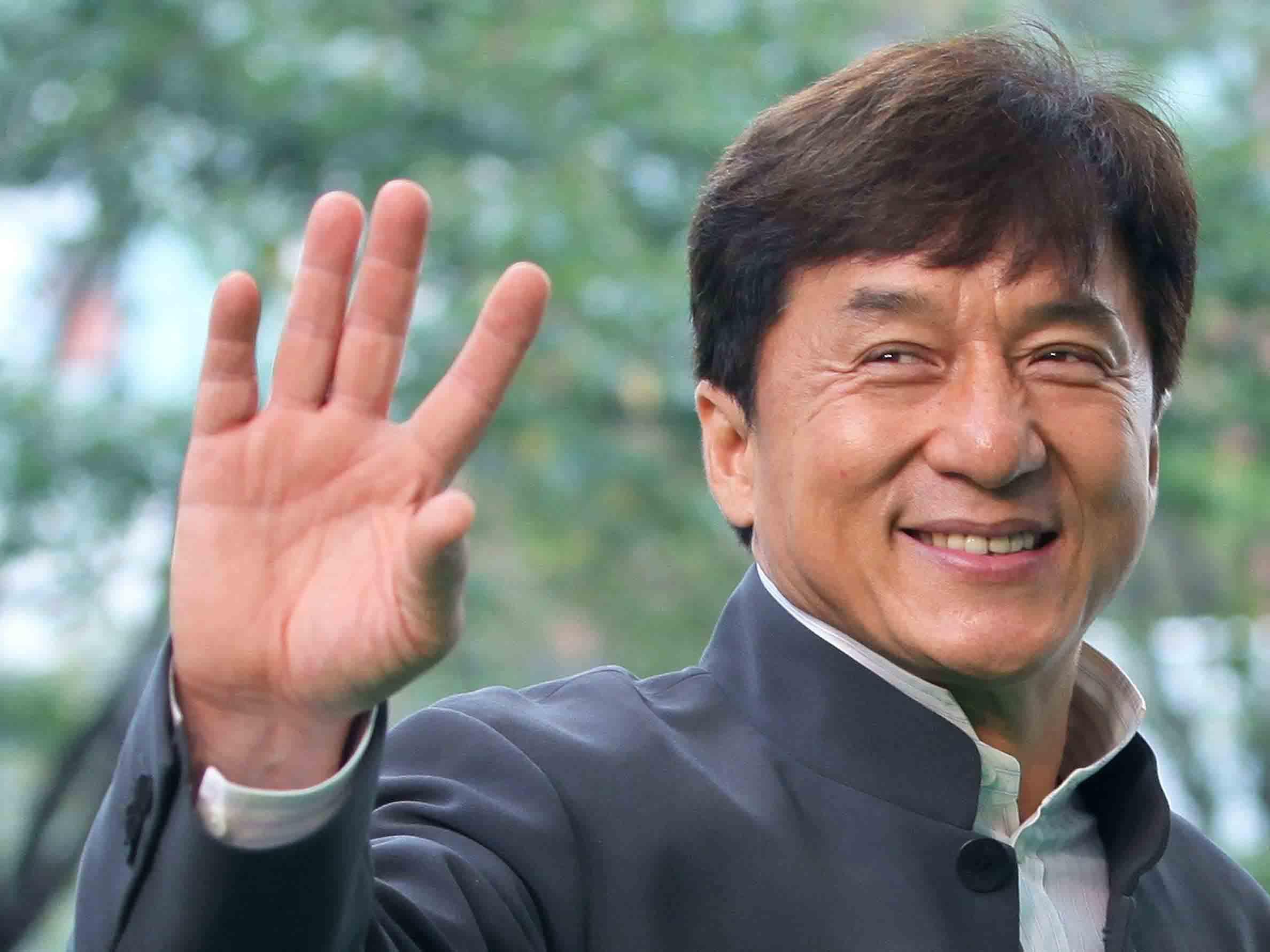 7 Jackie Chan