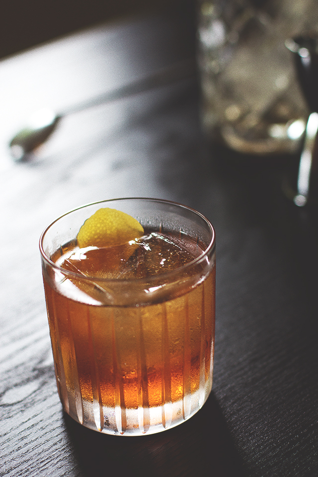 old-fashioned Coctail