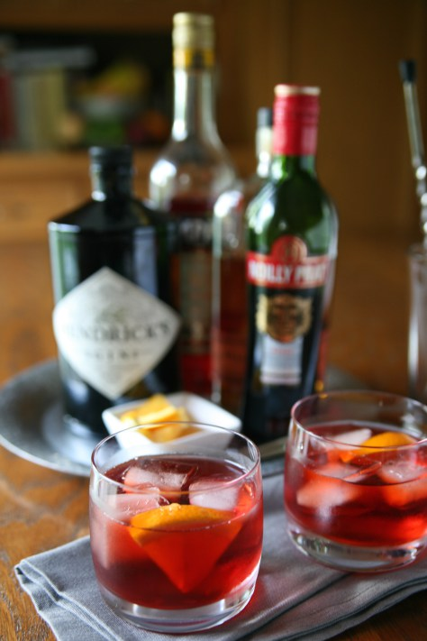 negroni Coctail