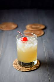 whiskey-sour Coctail