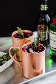 moscow-mule Coctail