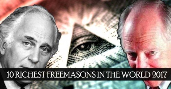 SEM - Richest Freemasons in the World 2017