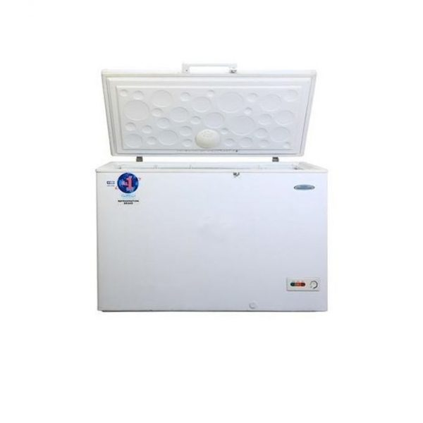 Haier Thermocool Large Chest Freezer HTF-379-White