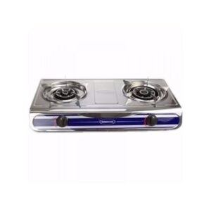 Haier Thermocool Stainless Steel Table Top Cooker 2-Hob