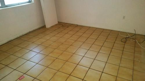 Home Demolition Part 4 Tile Removal Smart Enough To Diy