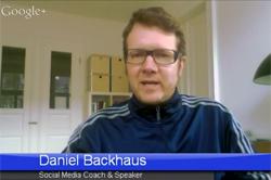 Smarter Service Talk Daniel Backhaus