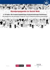 Mundpropaganda im social Web