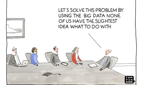 Big Data? Smart Data!