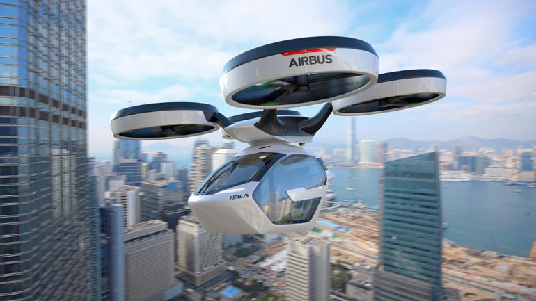 Pop.Up: Das Fliewatüüt von Airbus