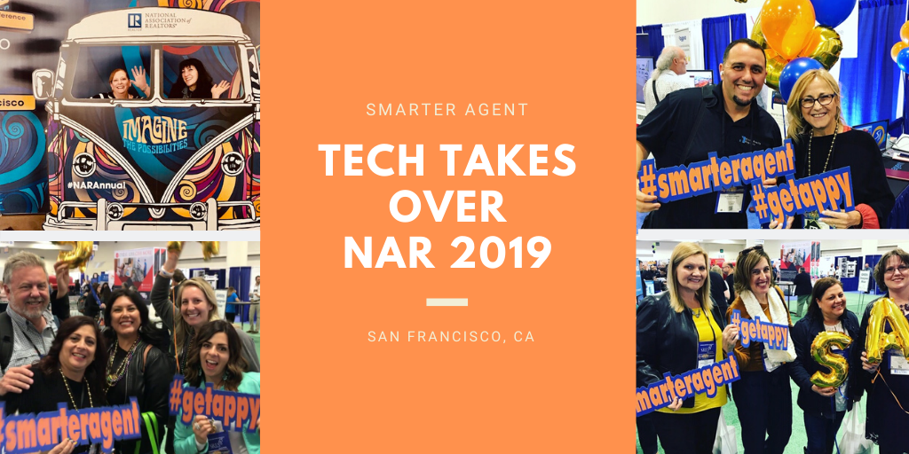 Smarter Agent Tech Takes Over NAR 2019