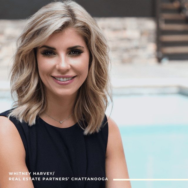 Whitney Harvey, Real Estate Partners of Chattanooga
