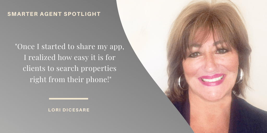 Lori DeCesare of Howard Hanna shares her agent real estate mobile app tips
