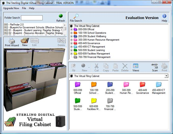 Virtual Filing Cabinet Software Free | memsaheb.net