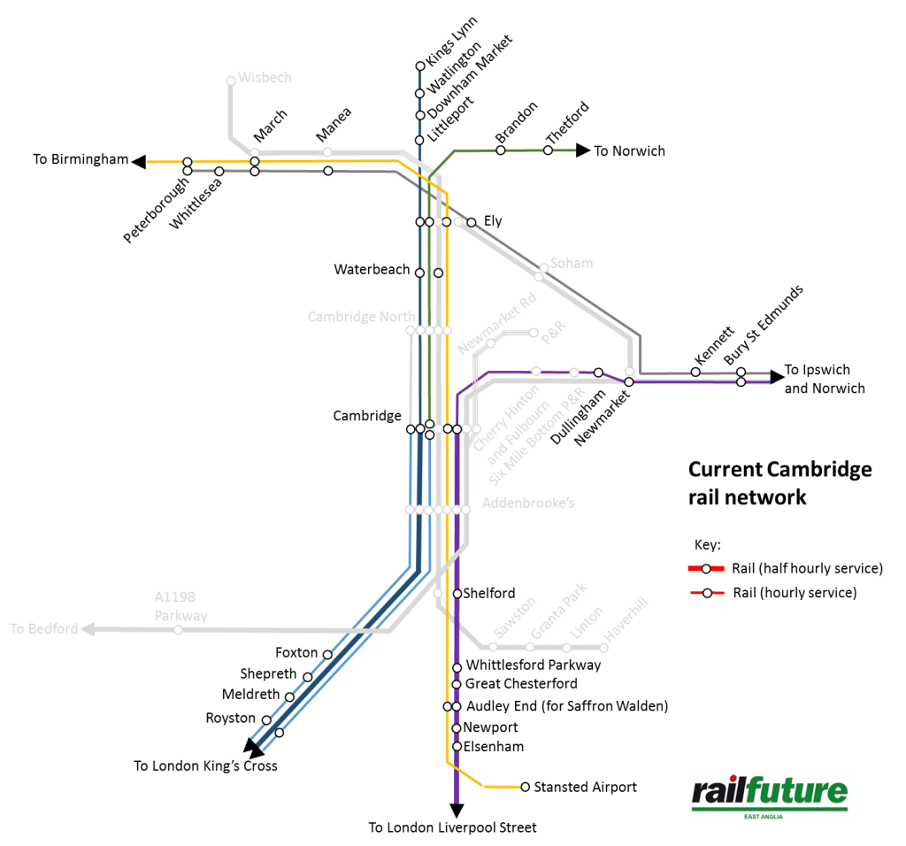 The Untapped Potential Of Rail In The Cambridge Region