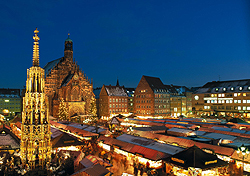 Experience Europe's Old World Christmas markets for off-peak prices