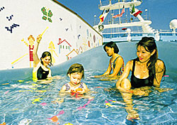 Top five value cruise lines for families