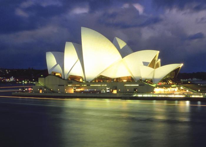 Australia Flights from $760 R/T*